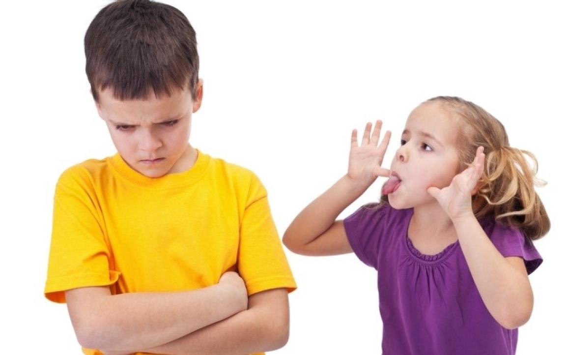 ребенок обзывает взрослых без причины отправителя